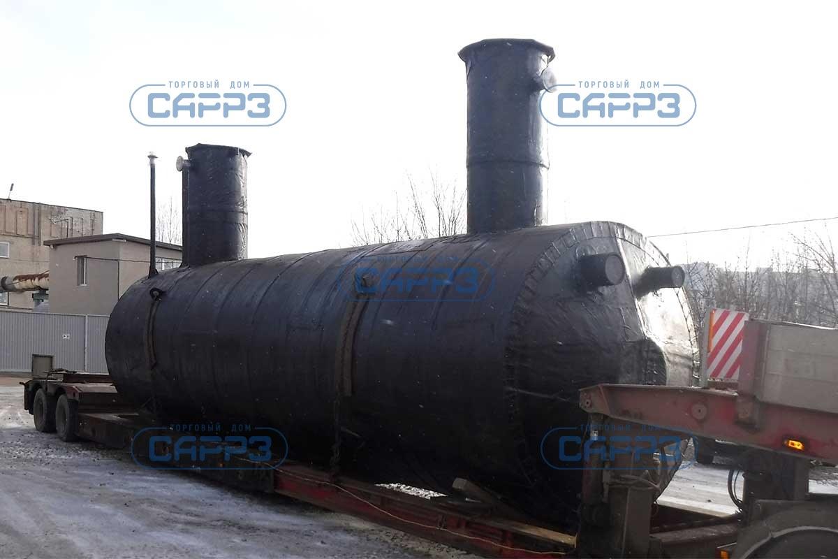 Отгрузка ЕП-40 в Нижневартовск
